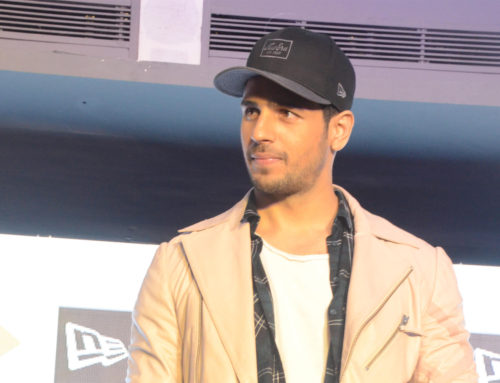 Launch of New Era Head Wear with Siddharth Malhotra on Jabong