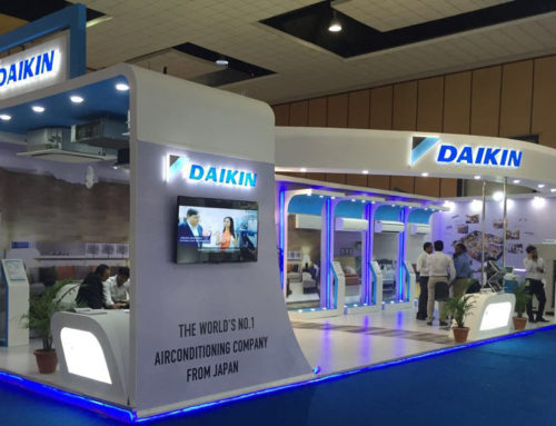 DAIKIN Exhibition Stall