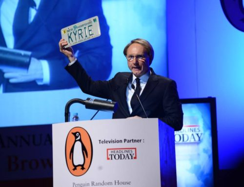 PENGUIN Annual Lecture with DAN BROWN