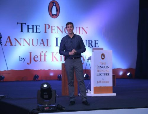 PENGUIN Annual Lecture with JEFF KENNY