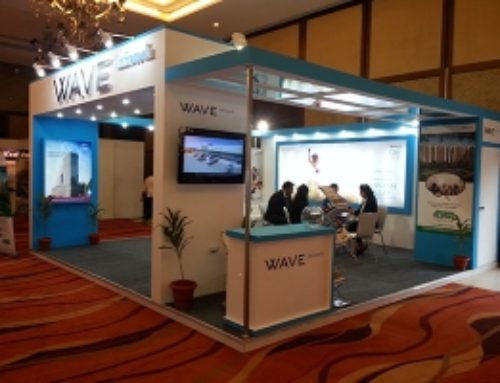 WAVE Infratech Exhibition