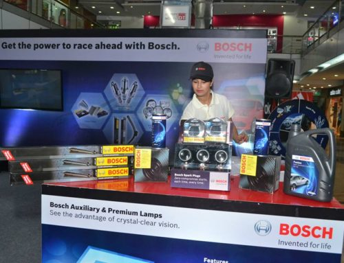 BOSCH Mall Activation